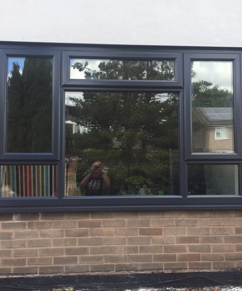Cleaning and maintaining your new UPVC windows