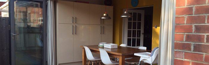 Open up your home with Origin bi-fold doors