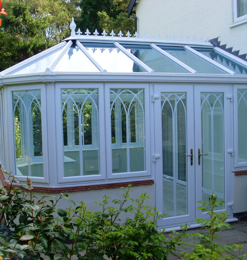 Transform your old conservatory