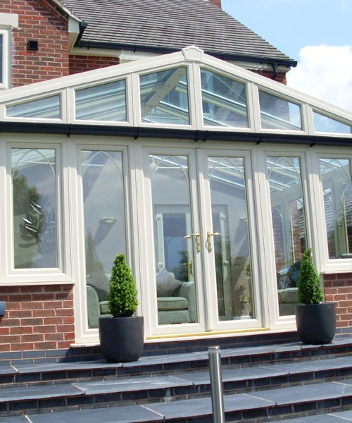 Conservatory makeover in Heanor