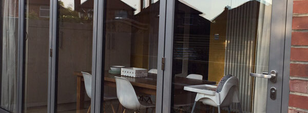 Why choose aluminium for your bi-fold doors?