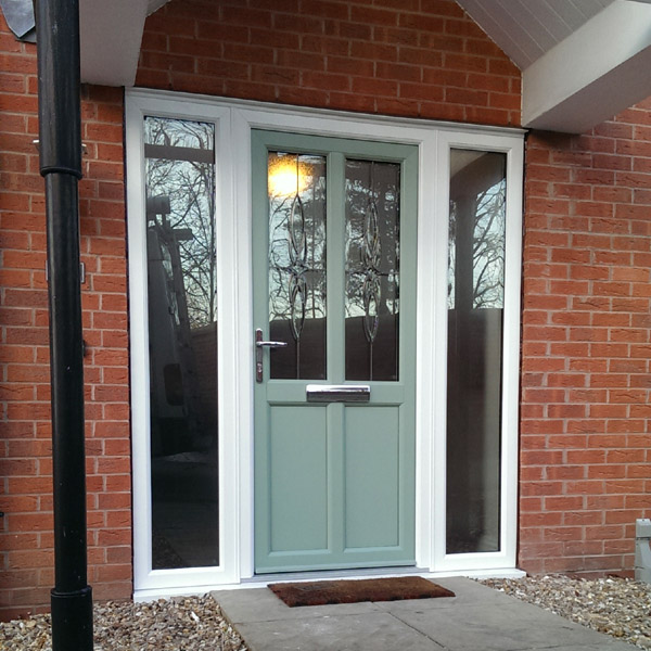 UPVC door Derby