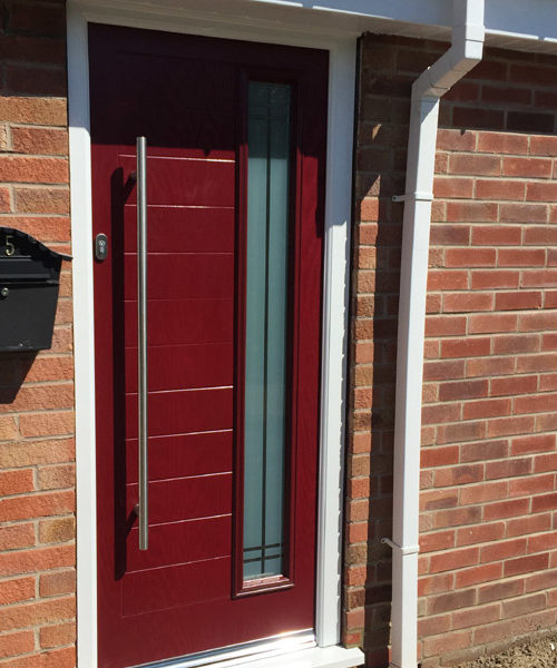 Introducing DoorCo composite doors