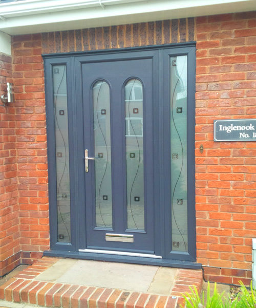 Introducing Palladio composite doors